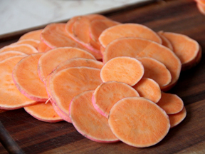 Sweet Potato Chips Recipe - Step 3
