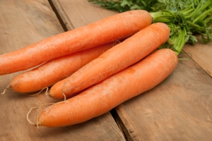 Carrots for Skin Health