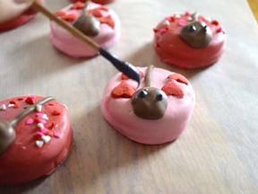 Love Bug Cookies Recipe - Step 10