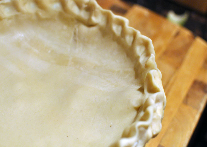 Chicken Pot Pie Crust