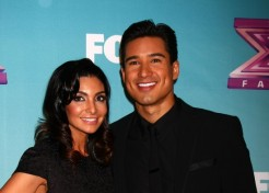 Mario Lopez And Courtney Mazza Are Expecting Another Baby!