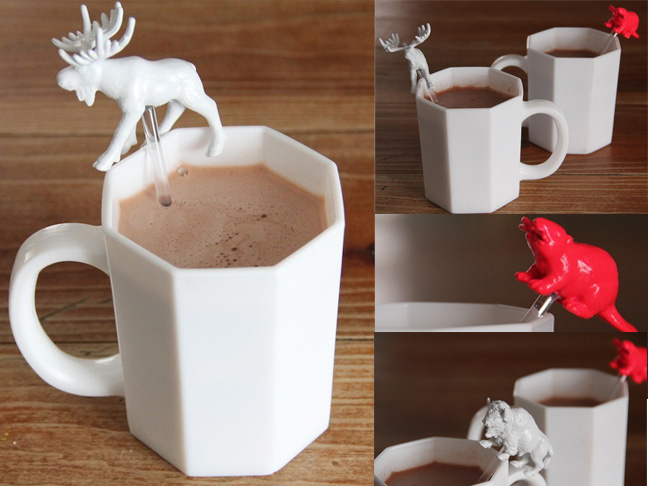 Hot Chocolate Stirrers DIY
