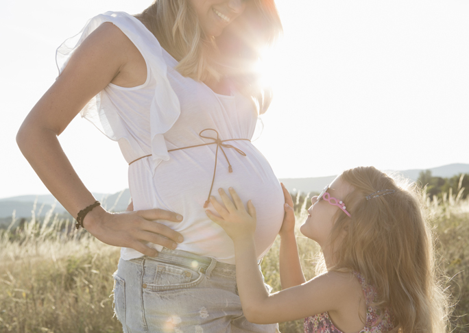 10 things to miss about being pregnant