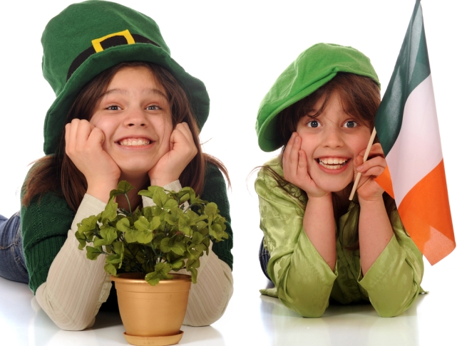 St. Patrick's Day Celebrations with Kids
