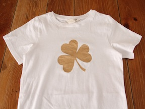 Shamrock Shirt - Step 6