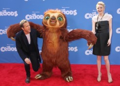 Red Carpet Photos: The Croods Premieres In NYC