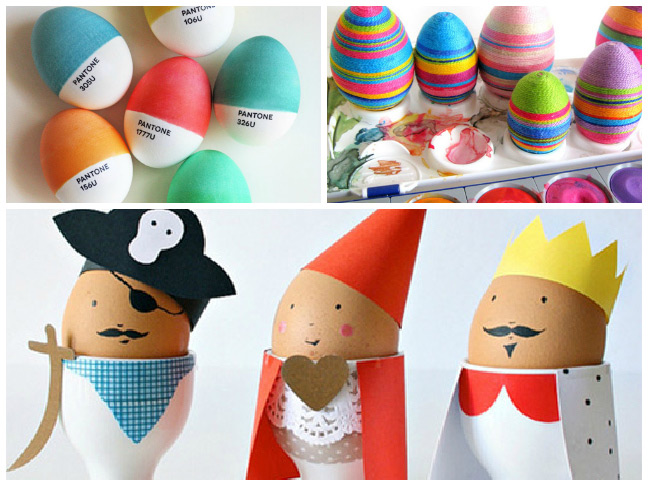 20 Ways to Decorate Easter Eggs
