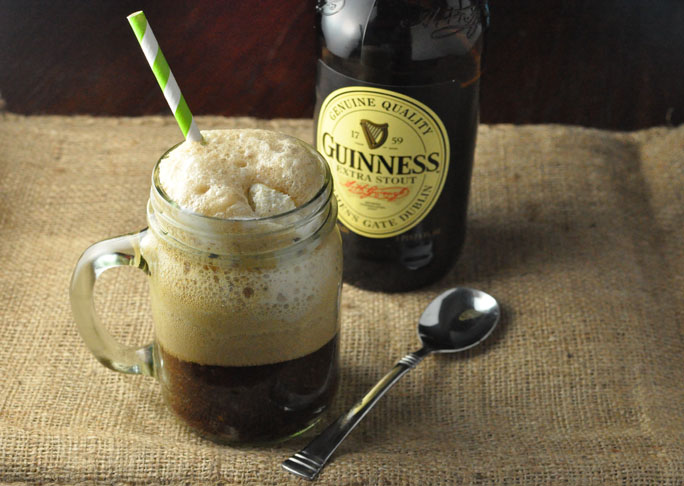 Guiness Float Recipe