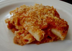 Baked Penne And Cheese