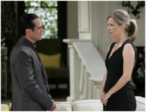 General Hospital - Sonny and Carly