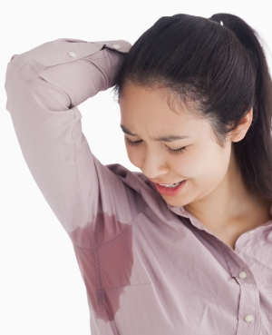 Pregnancy Symptom - Sweating