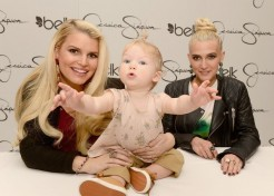 Jessica Simpson Explains Why She's Excited To Have A Son; Talks Pregnancy Weight