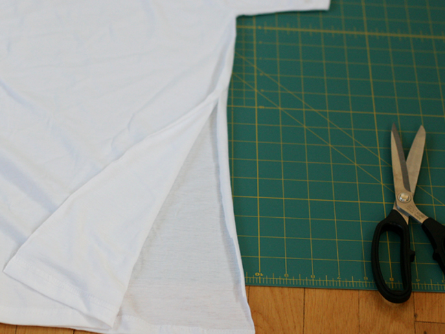 DIY: Easy Art Smock