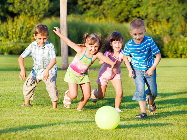 5 Easy Tips to Get your Kids Active