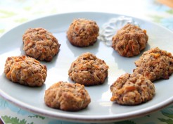 Carrot Oatmeal Cookies Recipe