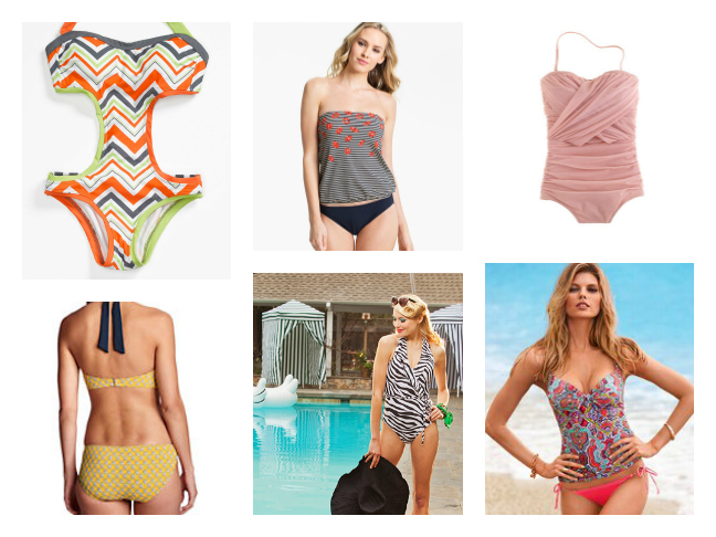 Bathing Suits for Moms