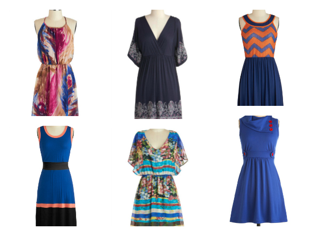 Modcloth Summer Dresses