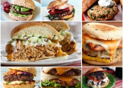 20 Inventive Burger Recipes