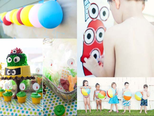 Birthday Party Guide: Gabba Water Bash