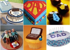 15 Father's Day Cake Ideas