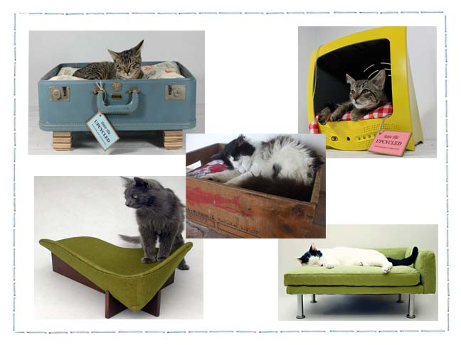 Etsy Finds: Cat Beds
