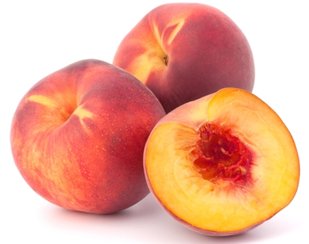 Pesticides in Peaches