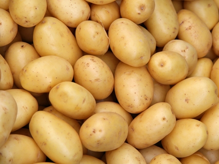 Pesticides in Potatoes