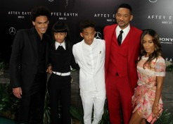 Celebrity Kid Birthdays July 2013 – Jaden Smith, Eva Jackman