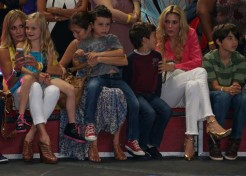 Celebrity Families Head To The Circus In L.A. – Brandi Glanville, Lydia McLaughlin and More!