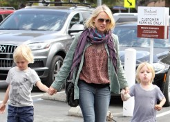 Actress Naomi Watts Is Completely Fulfilled By Her Family