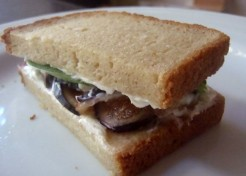Fresh Fig Sandwich