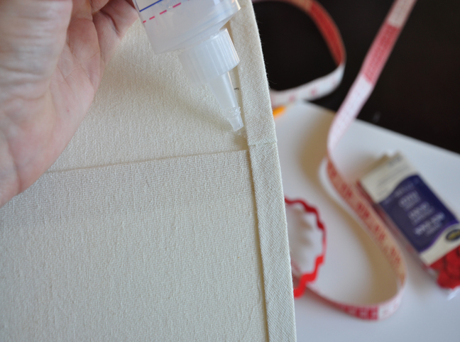 DIY: Easy Lampshade Update