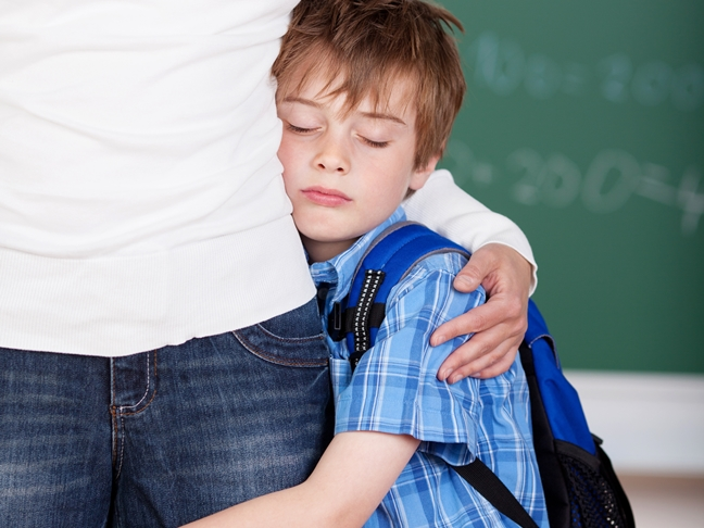 How I Managed My Child's School Drop Off Anxiety (and ...