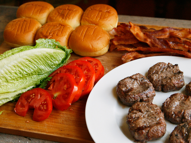 BLT Sliders Recipe - Step 4A