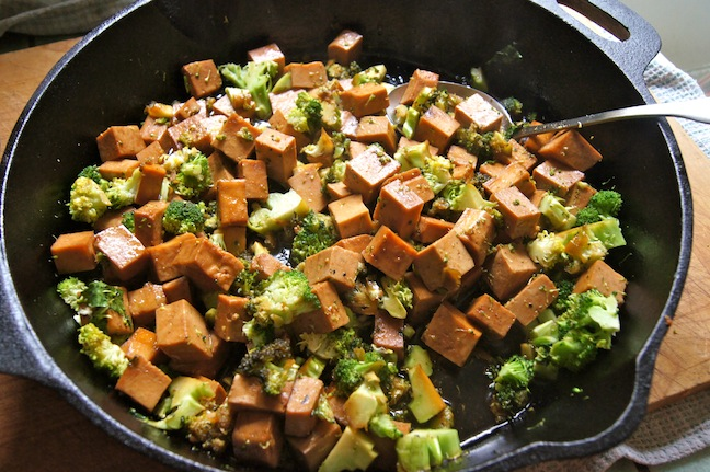 Honey-Glazed Soy Tofu - Step 7