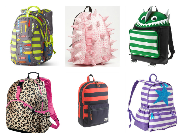 Backpacks with Style for Back-to-School Cool 016a401a22136