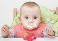 Send Us Your Messy Baby Face Photo and Get a Chance to Win!