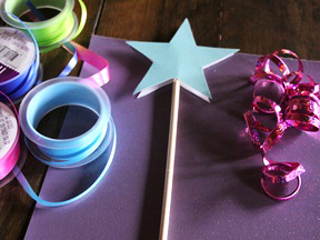 Princess Crown and Wand - Step 6