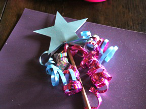 Princess Crown and Wand - Step 8