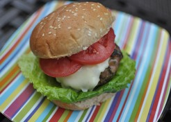 Sizzling Southwest Turkey Burgers Recipe