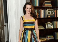 Kristin Davis Fills Us In