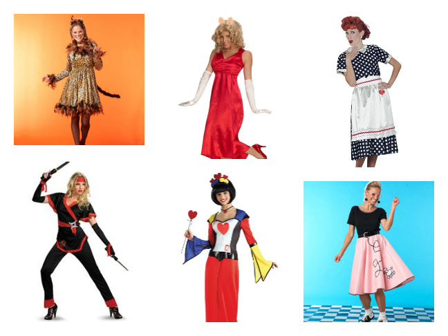 Halloween Costumes for Mum\