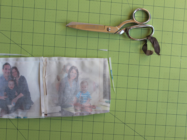 DIY Fabric Picture Book - Step 8