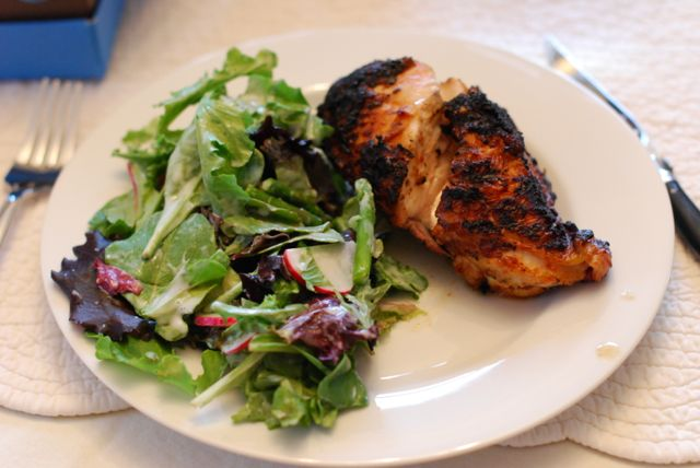 grilled ginger beer chicken recipe final