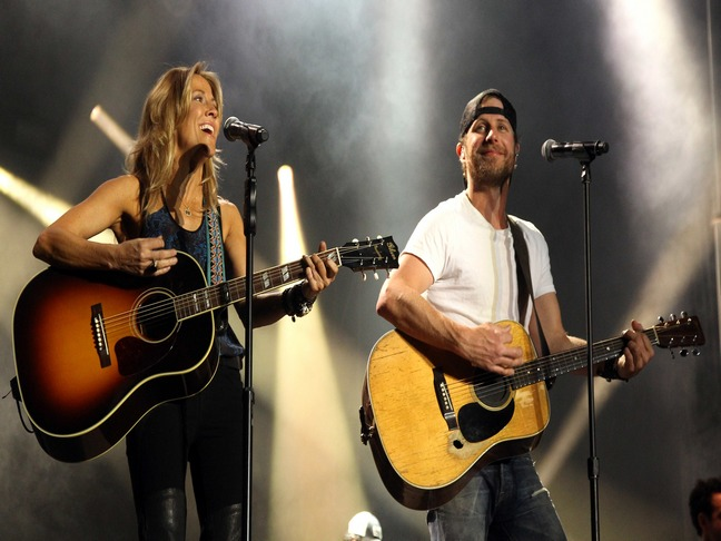 Dierks Bentley Sheryl Crow