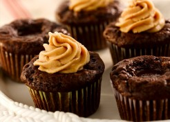 Martha White Chocolate Chocolate Peanut Butter Cupcakes Recipe