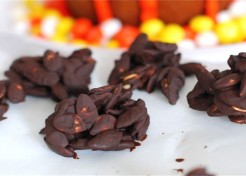 Chocolate Pepita Clusters Recipe