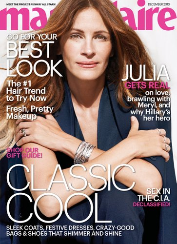 Julia Roberts Marie Claire Cover