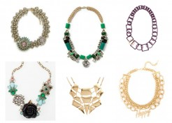 6 Stunning Statement Necklaces Under $100