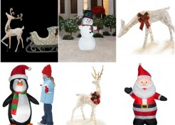 Outdoor Holiday Decor: What to Buy